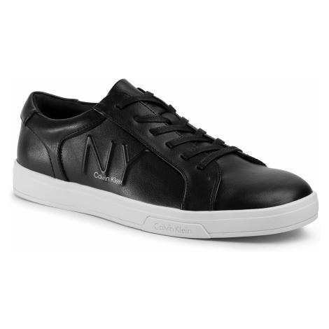 Sneakersy CALVIN KLEIN - Boone B4F2075 Black