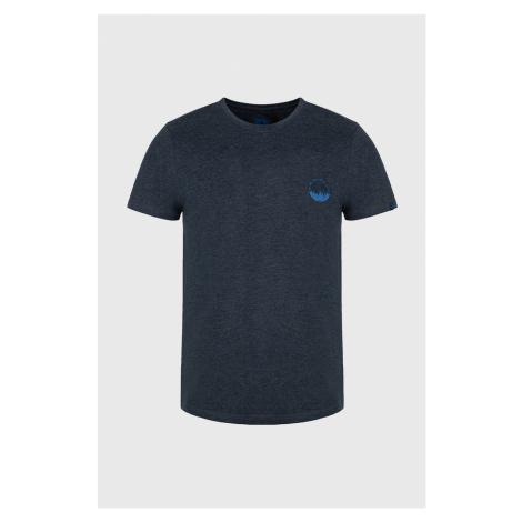 Granatowy T-shirt LOAP Bodum