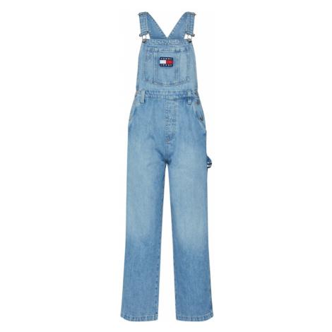 Tommy Jeans Kombinezon 'Dungaree' niebieski Tommy Hilfiger