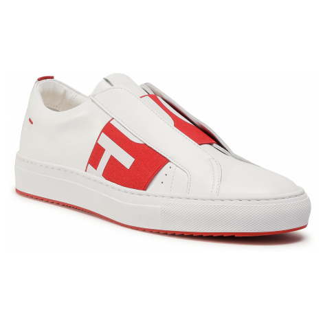 Sneakersy HUGO - Futurism Low Cut 50435384 10201909 01 Bright Red 628 Hugo Boss