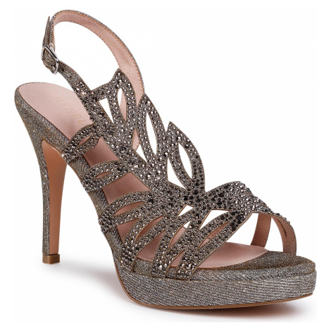 Sandały MENBUR - 21397 Grey 0071