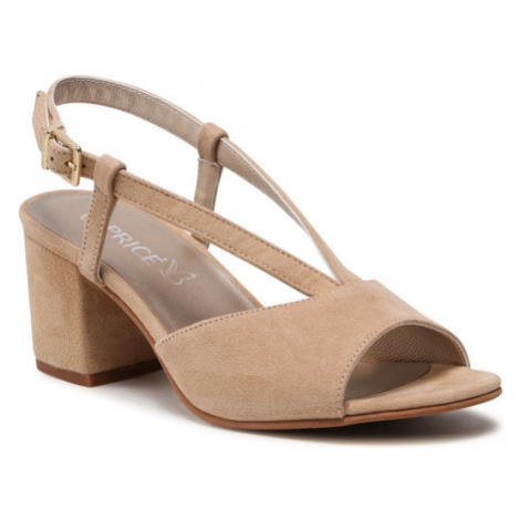 Caprice Sandały 9-28309-26 Beżowy