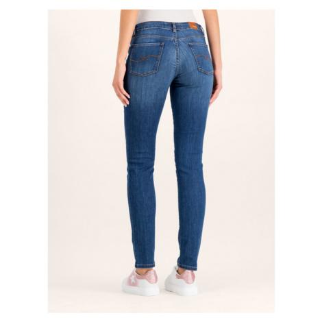 Trussardi Jeans Jeansy Regular Fit Kate Royal 56J00001 Granatowy Regular Fit