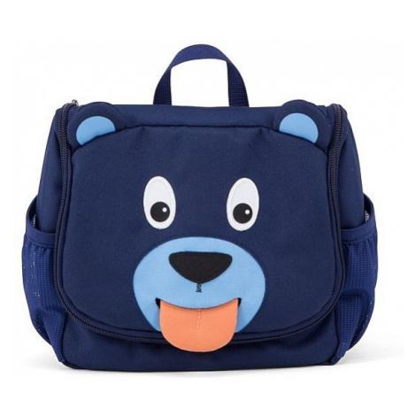 kosmetyczka Affenzahn Bobo Bear - Blue