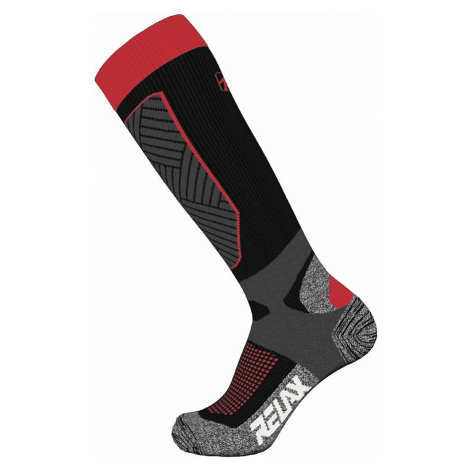 skarpetki Relax Compress - RSO30/Black/Red