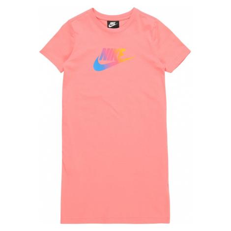 Nike Sportswear Sukienka łososiowy