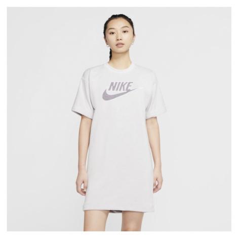 Sukienka damska Nike Sportswear - Szary