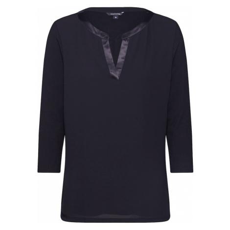 COMMA Koszulka czarny