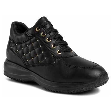 Sneakersy GEOX - D Happy A D5262A 00043 C9997 Black