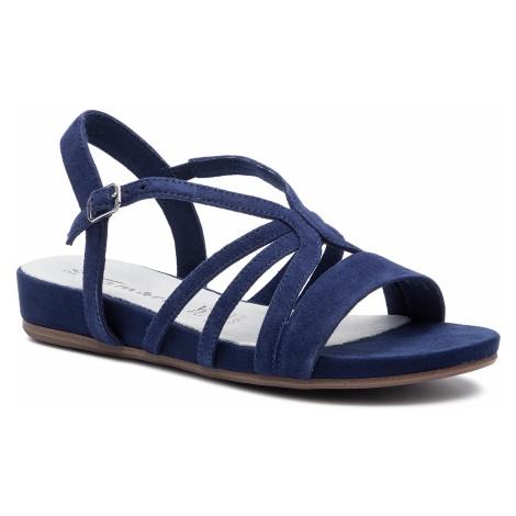Sandały TAMARIS - 1-28177-32 Blue 815