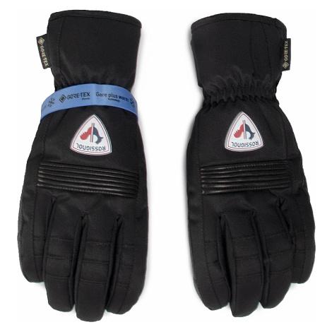 Rękawice narciarskie ROSSIGNOL - Absolut Stretch Gtx GORE TEX RLIMG02 Black 200