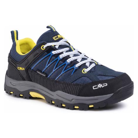Trekkingi CMP - Kids Rigel Low Trekking Shoe Wp 3Q54554J Cosmo/Lemonade 08NE