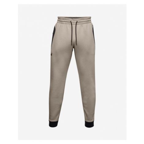 Under Armour RECOVER™ Fleece Spodnie dresowe Beżowy