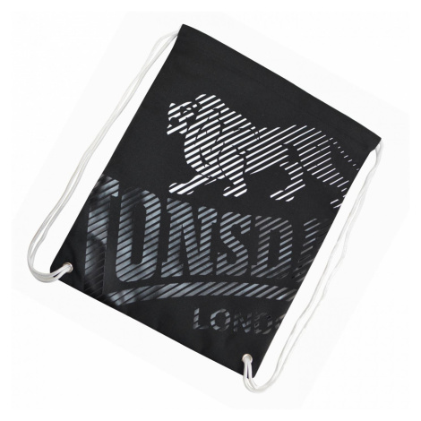 Lonsdale Printed Gym Sack