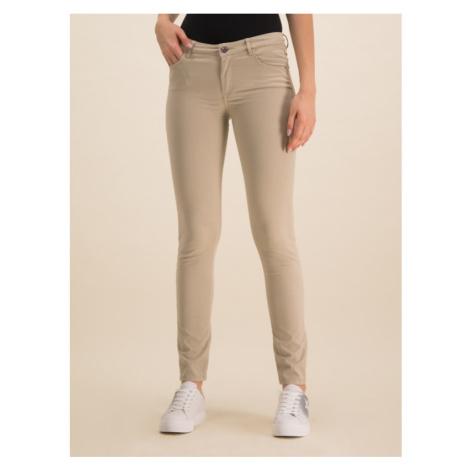 Spodnie materiałowe Trussardi Jeans