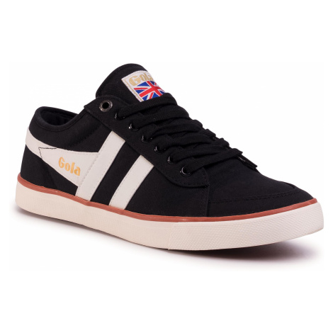 Tenisówki GOLA - Comet CMA516 Black/Off Wht/Moody Orange