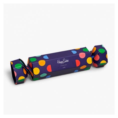 Skarpetki Happy Socks Christmas Cracker Big Dot Giftbox XBDO02 6500