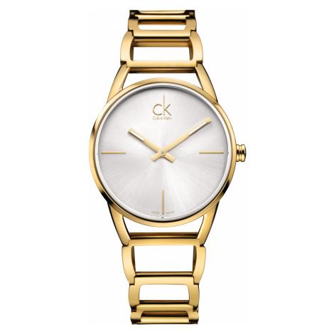 Calvin Klein Stately Zegarek Złoty