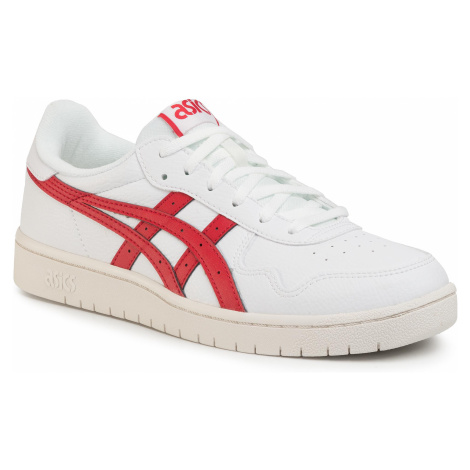 Sneakersy ASICS - Japan S 1191A212 White/Speed Red 100