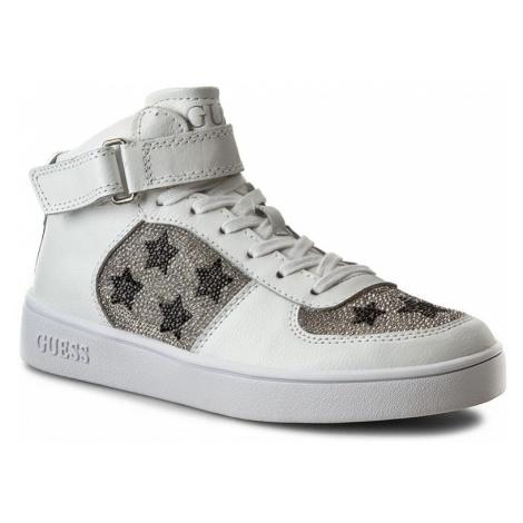 Sneakersy GUESS - Suzy FLSUZ3 ESU12 WHITE