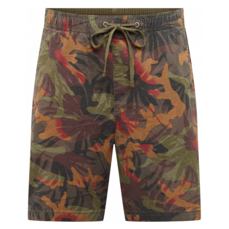 GAP Spodnie 'JOGGER SHORT NEW' zielony