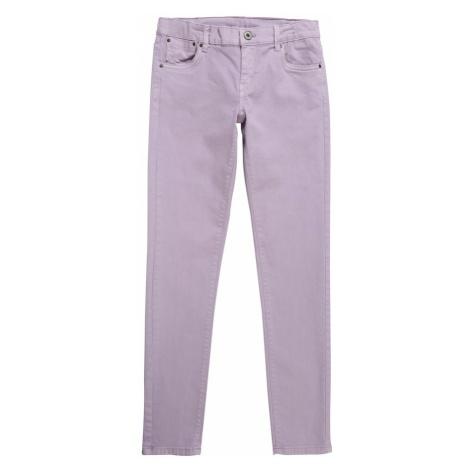 Pepe Jeans Spodnie 'PIXLETTE' liliowy