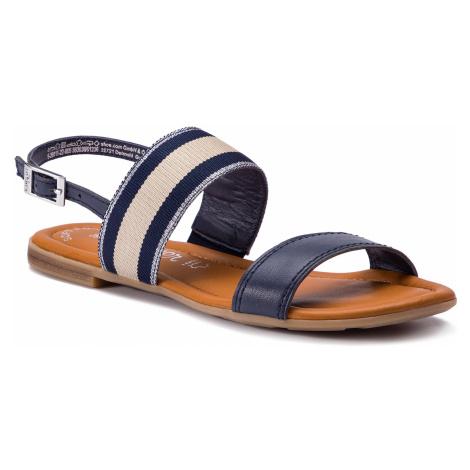 Sandały S.OLIVER - 5-28111-22 Navy 805