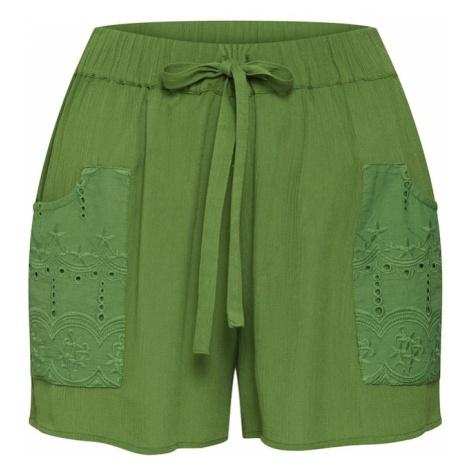 Boohoo Spodnie khaki