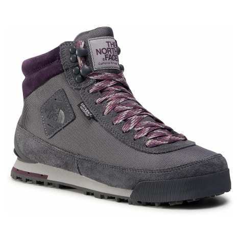 Trekkingi THE NORTH FACE - Back-To-Berkeley Boot II NF00AIMFVG7 Zinc Grey/Vintage Violet