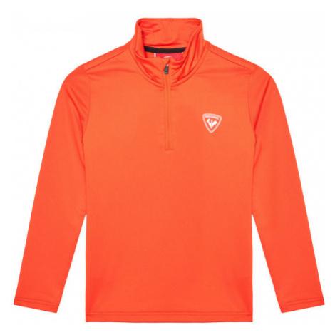 Rossignol Bluza techniczna Warm RLIYL03 Czerwony Regular Fit