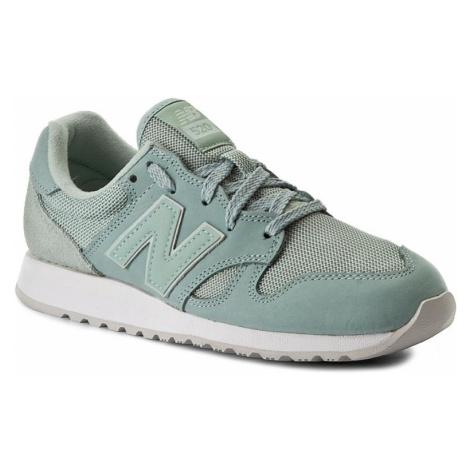 Sneakersy NEW BALANCE - U520AE Zielony