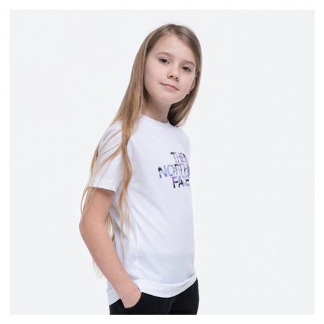 Koszulka dziecięca The North Face Youth S/S Easy Tee NF00A3P70AL