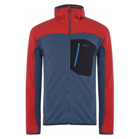 Proso Tril Grid Bluza z kapturem Mężczyźni Millet