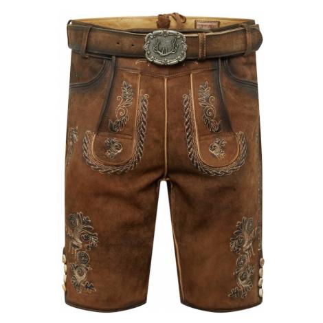 STOCKERPOINT Spodnie ludowe 'Thomas2' jasnobrązowy