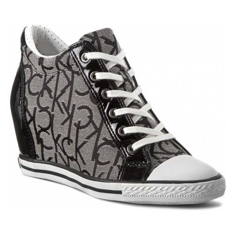 Sneakersy CALVIN KLEIN JEANS - Vero RE9259 GRB Granite/Bl