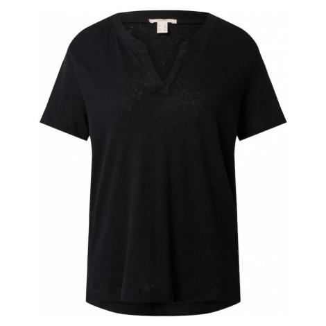 ESPRIT Koszulka czarny
