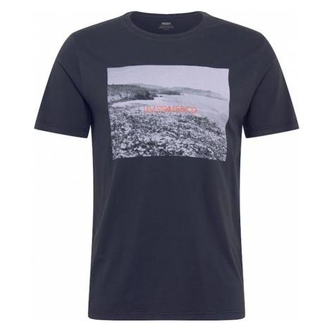 LEVI'S Koszulka ciemnopomarańczowy / szary / czarny / jasnoszary Levi´s