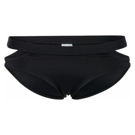 Seafolly Dół bikini czarny