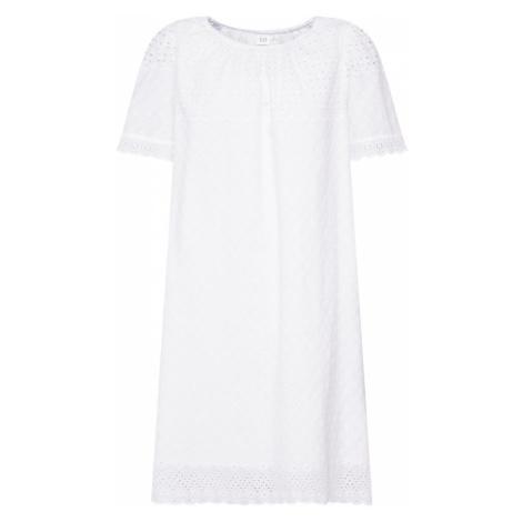 GAP Letnia sukienka biały