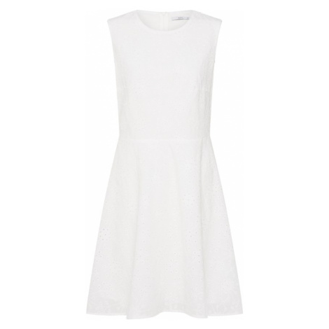 EDC BY ESPRIT Sukienka etui 'FLOW' biały