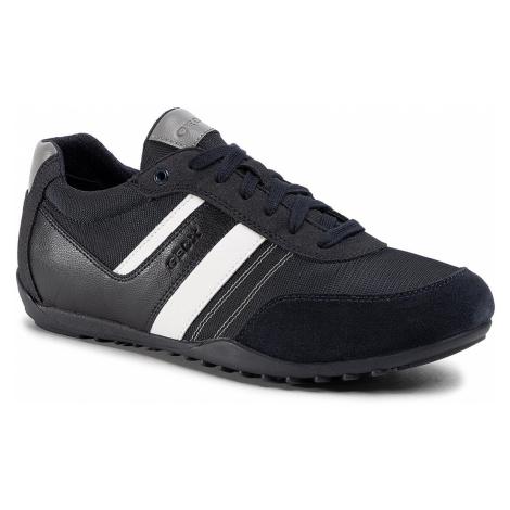 Sneakersy GEOX - U Garlan C U023GC 011AU C4002 Navy