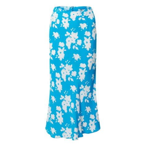 GLAMOROUS Spódnica niebieski