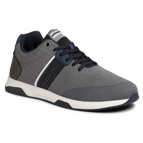Sneakersy S.OLIVER - 5-13613-24 Grey 200