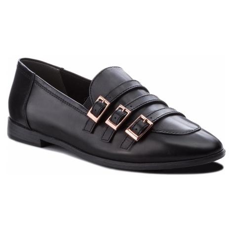 Półbuty TAMARIS - 1-24201-21 Black Leather 003