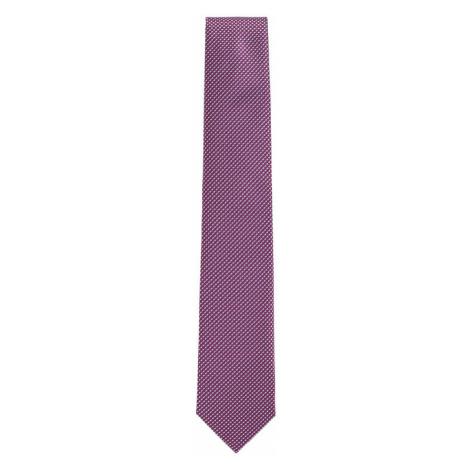 Boss Krawat 50434725 Fioletowy Hugo Boss