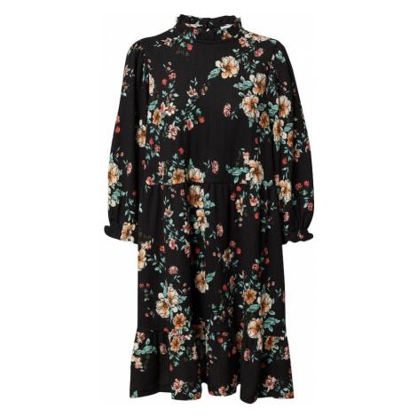 ONLY Sukienka 'Naya' czarny / mieszane kolory