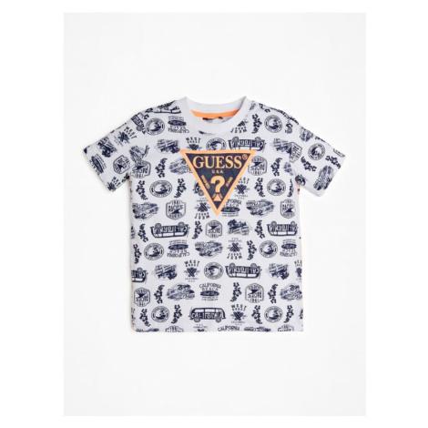 Wzorzysty T-Shirt