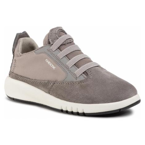 Sneakersy GEOX - J Aeranter B. B J02BNB 02211 C1006 M Grey