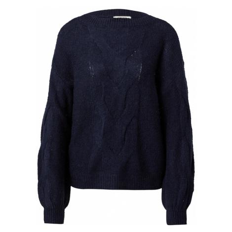 ESPRIT Sweter granatowy