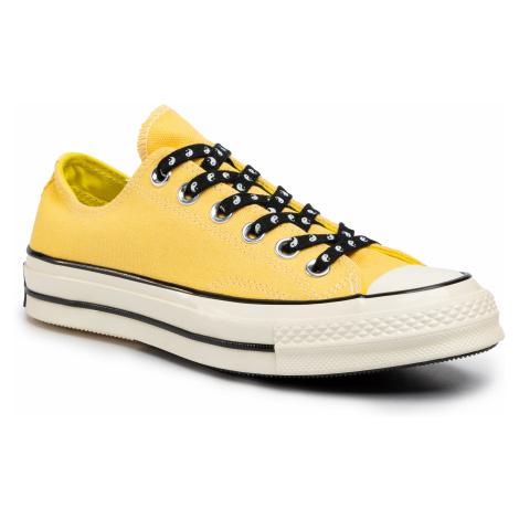 Trampki CONVERSE - Chuck 70 Ox Butter 164214C Butter Yellow/Fres